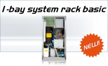 I-Bay system Rack basic