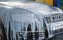 Prostředky pro mytí aut